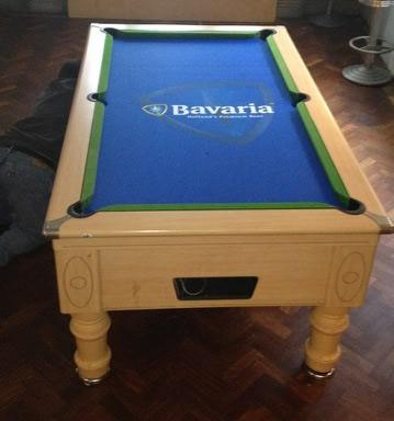 Custom Pool Table Cloths Cgq Snooker Amp Pool Tables