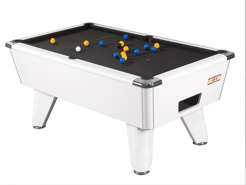 Supreme Winner Pool Table All Finishes Freeplay 6ft 7ft 8ft Cgq Snooker