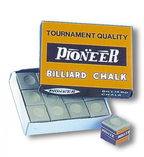 Pioneer Chalk (Green, dozen cubes)