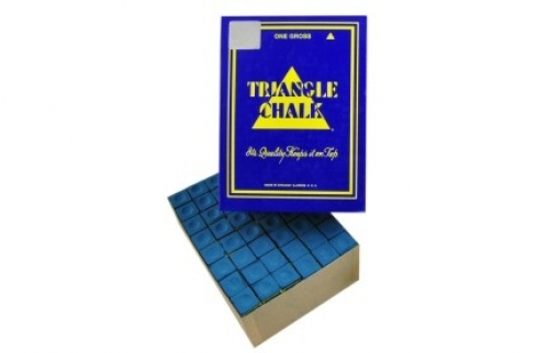 Tweeten Triangle chalk (144 cubes, blue)