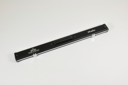 Black 'Halo' Case for Two Piece Cue (2673-BLA)