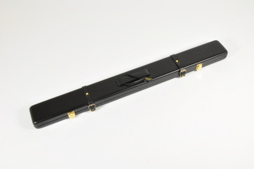Peradon Leather Cue Case for Two Piece Cues (2695)