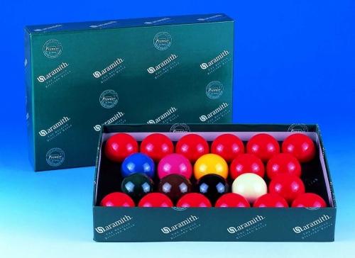 Aramith Premier Snooker Balls (2