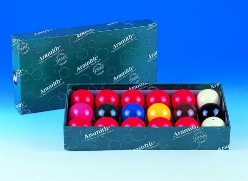 Aramith Snooker Balls (1 1/2