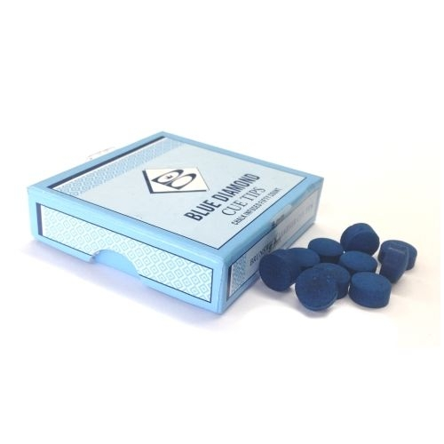 Brunswick Blue Diamond Tips (9mm, 10mm, 11mm)