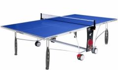 Cornilleau Sport 250S Outdoor Blue Table Tennis Table