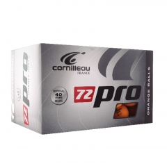 Cornilleau Pro Orange Table Tennis Balls - 72