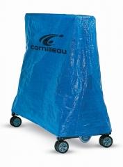 Cornilleau Table Cover - Blue Polyurethane (PVC)
