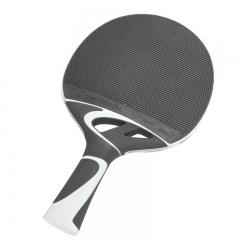 Cornilleau Tacteo 50 Fibre Table Tennis Bat - Grey