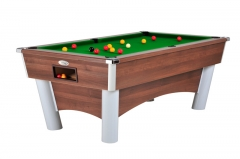 Delta Pool Table: All Finishes - 6ft, 7ft