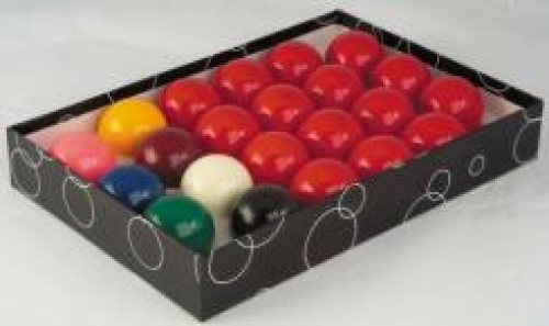 Economy Snooker Set 2 1/16''