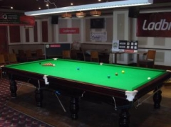 Exhibition Snooker Table