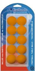 Garlando 10 Orange Standard Balls