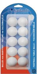 Garlando 10 White Standard Balls