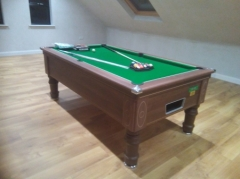 Supreme Prince Freeplay Pool Table - All Finishes,  6ft, 7ft, 8ft