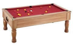 Monarch Pool Table: All Finishes - 6ft, 7ft