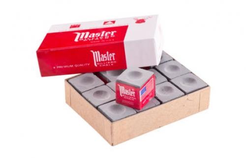 Tweeten Master chalk (dozen cubes, grey)