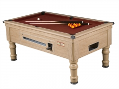 Supreme Prince Pool Table - Coin-Op - 6ft, 7ft, 8ft