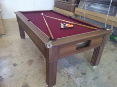 Supreme Prince Slimline Pool Table - 6ft, 7ft