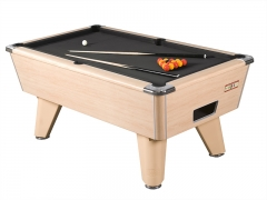 Supreme Winner Pool Table: All Finishes, Freeplay - 6ft, 7ft, 8ft