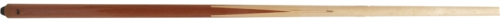 POOL CUE MAPLE HOUSE CUE , RACK 1 PC CUE CLICK AND GO CLUB CUE 145CM